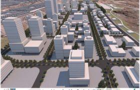 پروژه شهری تراس بهشت و بازنگری پیکره یکم تجاری