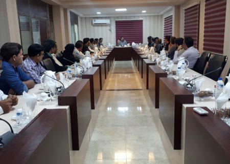 دومین جلسه ساماندهی خدمات مهندسی ساختمان