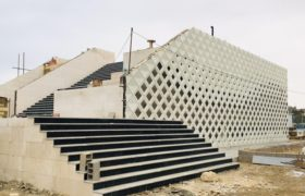ساختمان خانه فرهنگ چابهار