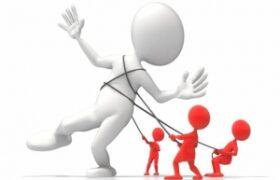 مدیریت ویترینی ، آفت سازمان ها