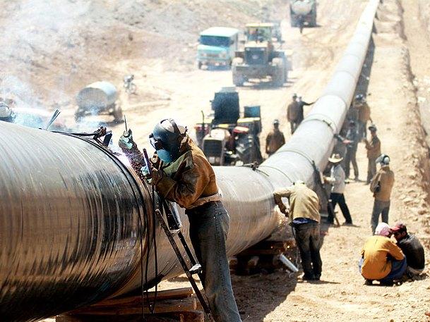 پروژه خط لوله صادرات گاز ایران به عراق
